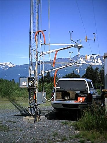 Alyeska Pipeline Service Company Monitoring - 2