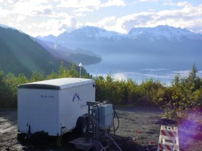 Alyeska Pipeline Service Company Monitoring