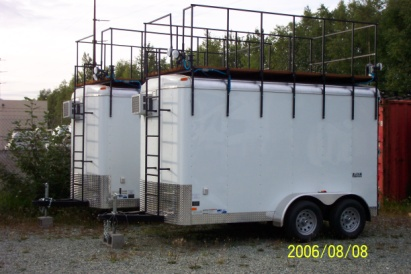 Monitoring Trailer